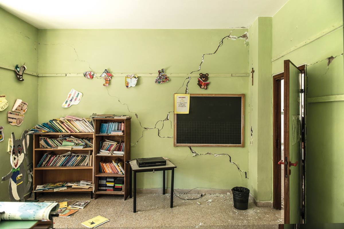 Reconstruction of the pre-school and the primary school in the Municipality of Muccia – Central Italy Earthquake Intervention